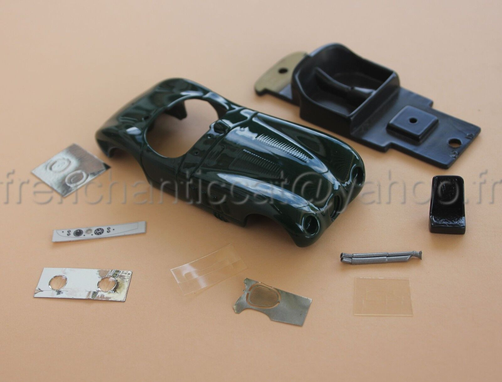 Vb Car Jaguar C Type Xk120 Le Mans 1951 1 43 Heco Miniautres