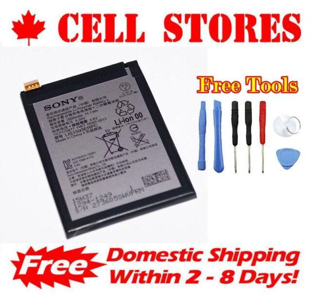 Original OEM SONY Xperia Z5 Battery E6653 LIS1593ERPC 2900mAh + Tools Set