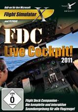 FDC Live Cockpit 2011 FSX/FS2004