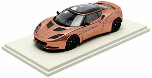 Lotus Evora Hybrid 2010 Metallic Copper 1 43 Model S2207 SPARK MODEL