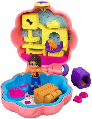 Polly Pocket Purrfect Playhouse compatto
