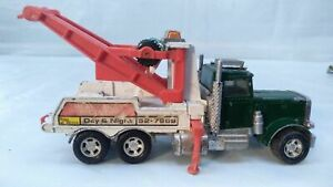 Matchbox-Superkings-1978-K-20-Peterbilt-Heavy-Duty-Recovery-Breakdown-Truck-Toy