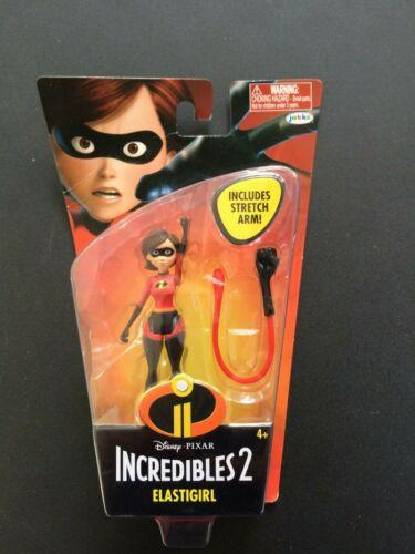 "Disney Pixar Incredibles 2 /""ELASTIGIRL/"" Action Figure 4/"" New"