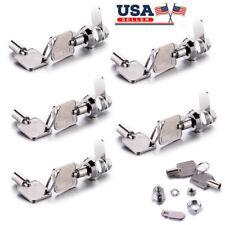6pcsset 12mm Cylinder Cam Key Locks Tool Box File Cabinet Desk Drawer With12 Keys