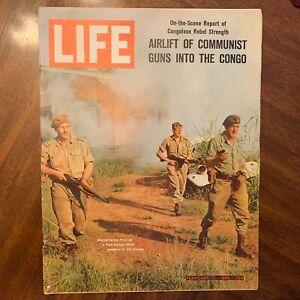 LIFE Magazine February 12 1965 ~ The Congo ~ Martin Luther King ~ Ali ~ Ads 5