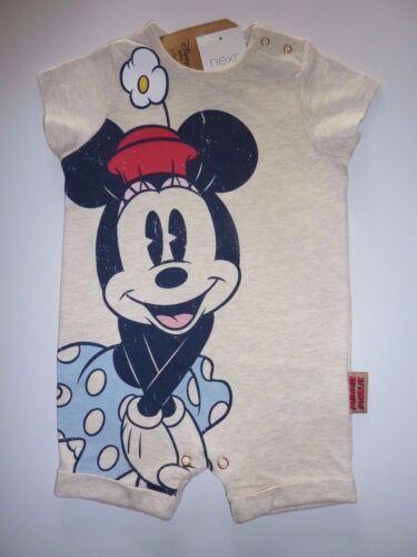 Next Minnie Mouse Mignon Petit surpyjama Neuf avec étiquettes