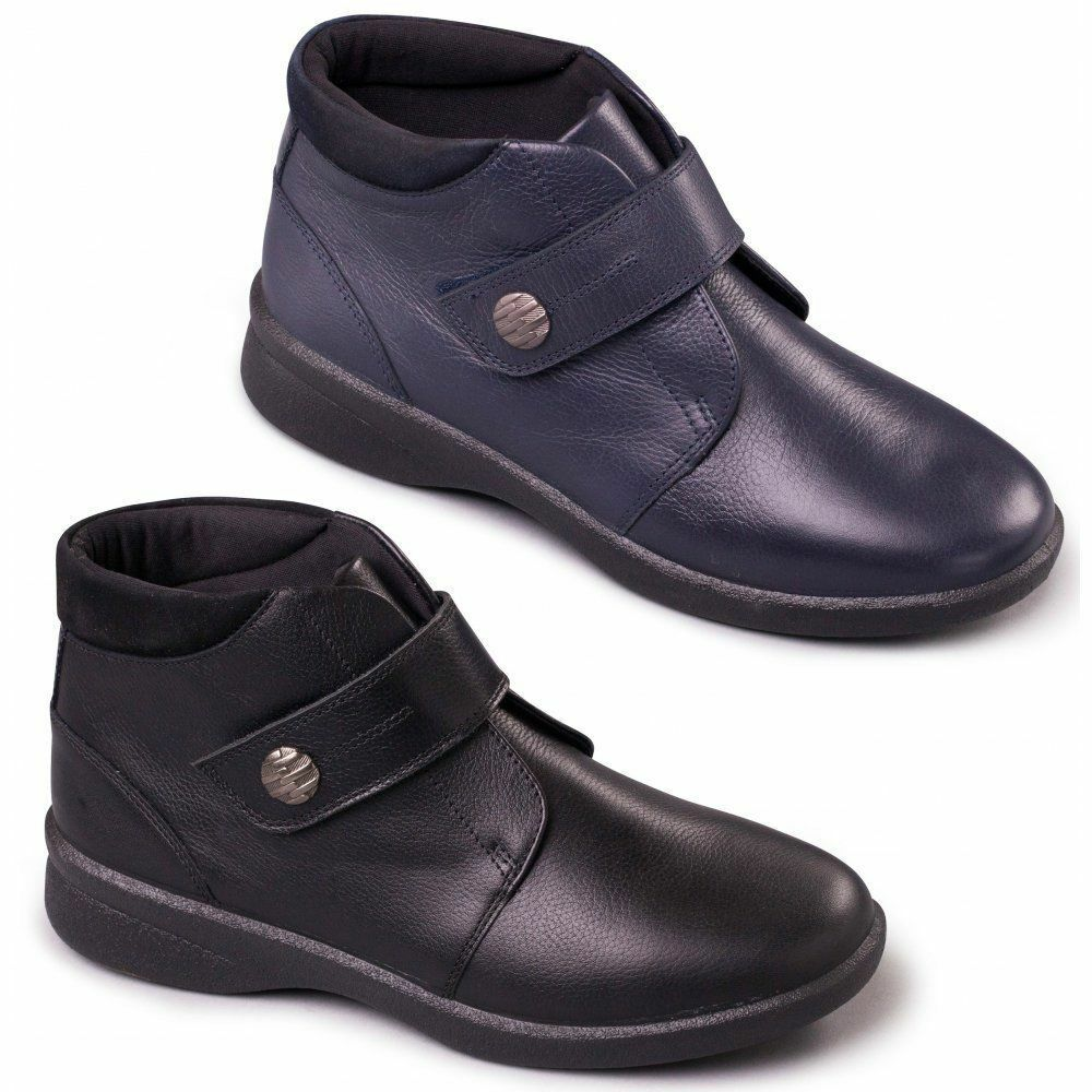 caldo Padders gioire Stivali Stivali Stivali in pelle AEE   EEEE EXTRA   SUPER WIDE comode DUAL FIT Stivali  shopping online e negozio di moda