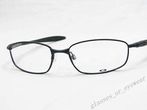 c10ef08fc0 Eyeglass Frames-Oakley BLENDER 6B OX3162-0355 Satin Black Glasses ...