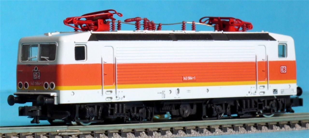 BOXED ARNOLD 2307 N GAUGE DB 143 584-1 BOBO ELECTRIC LOCOMOTIVE