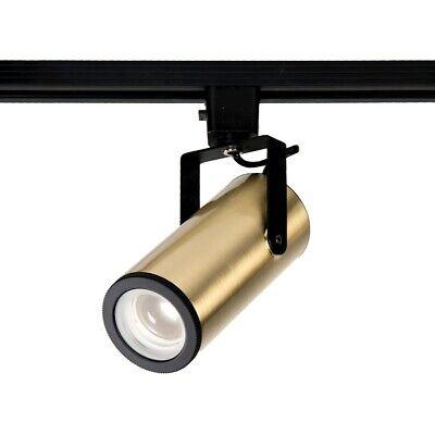 WAC Lighting H-2020-940-WT LED2020 Silo X20 Beamshift Head H Track Fixture White White