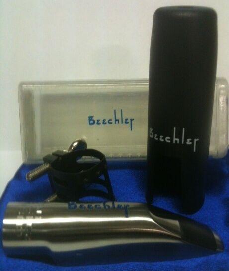 Beechler Bellite Metal Boquilla Saxo Saxo Saxo Soprano Personalizado 6-C31 c51b54