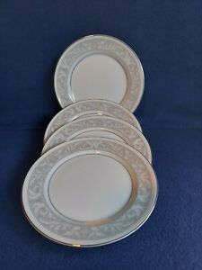 """IMPERIAL CHINA DALTON WHITNEY 5671 JAPAN 4 BREAD AND BUTTER PLATES 6 1/ 2"""""""