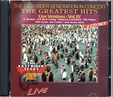 The Easy Rider Years Live The Greatest Hits Live Versions-Vol. IV 2XCD EX+