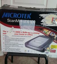 MICROTEK SCANMAKER 6100 DRIVERS FOR WINDOWS 10