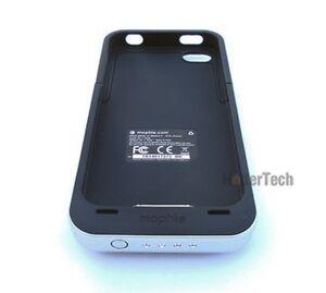 OEM-Original-Authentic-Black-Mophie-Juice-Pack-Air-Case-Battery-Pack-iPhone-4-4S