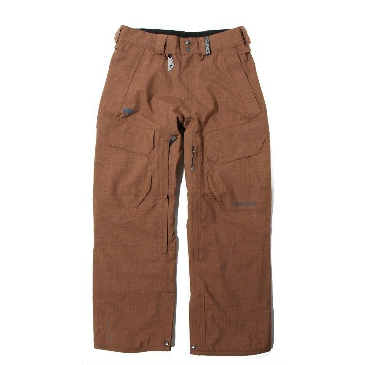 2015 NWT MENS HOMESCHOOL PULSE CARGO 2.5L PANT  xl timber lightning bolt