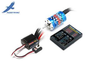 Hobbywing-EzRun-Combo-reg-18A-motore-12T-Program-Card-per-1-12-1-18-modellismo