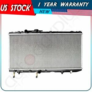 Radiator For 91-94 Toyota Tercel 92-95 Paseo 1.5L 1 Row MT