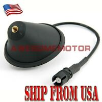 Us Top Roof Mount Radio Aerial Antenna Base For Vw Jetta Beetle Golf Passat Am