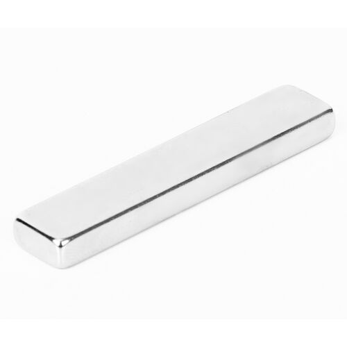 1pcx Super Strong Long Block Bar Magnet N50 Grade Rare Earth Neodymium 50x10x5mm