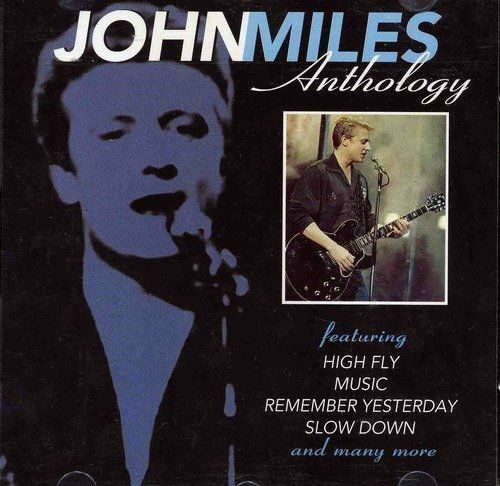 1 von 1 - CD John Miles - Anthology - sehr gut - Music - Slow Down - High Fly - Time