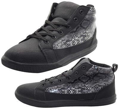 Nuova Linea Donna Scarpe Basse Scarpe Da Ginnastica Comode Snake Skate Shoes Donna Basse Lacci Pompe-mostra Il Titolo Originale