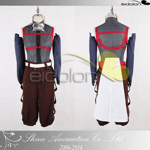 Image is loading EE0288AB-LOG-HORIZON-Akatsuki-Cosplay-Costume & EE0288AB LOG HORIZON Akatsuki Cosplay Costume | eBay