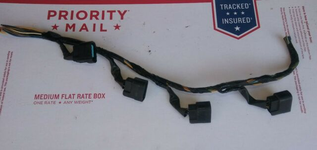 02-04 rsx s ignition coil plugs wire harness cop h22 b18 k20a2 h2b civic