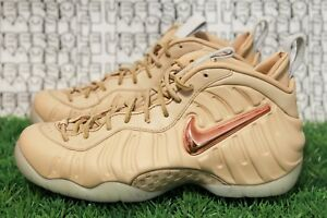 720657cc6ba60 Nike Foamposite Vachetta Pro PRM AS QS 920377 200 LEATHER beige Men ...