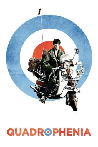 "/""Quadrophenia/""..Phil Daniels....Retro Movie Promo Poster 2 Various Sizes"