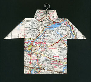 Origami-Map-Shirt-Canada-Montreal-Granby-Lac-St-Pierre-Joliette-Longueuil