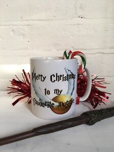 Harry Potter Christmas Gifts.Details About Harry Potter Christmas Muggle Quote Mug Office Gift Idea Stocking Filler