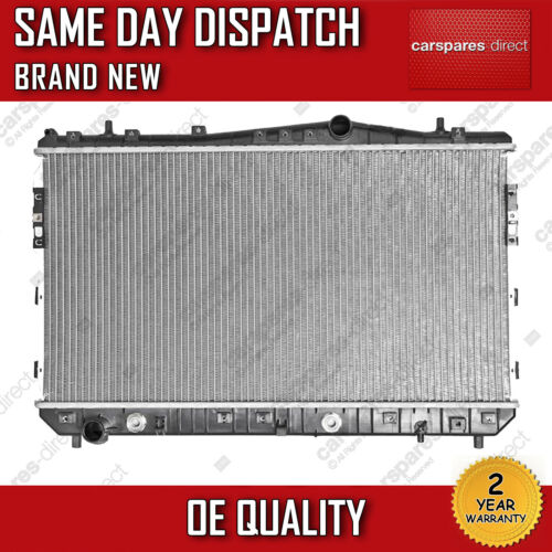 AUTO RADIATOR  03/>ON 2 YR WARRANTY CHEVROLET//DAEWOO LACETTI NUBIRA 1.6 1.8 MAN