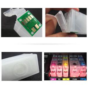 Refillable-Cartridges-For-Canon-Pixma-IP7250-IX6850-MG5450-MG5650-MX925-New-5pcs