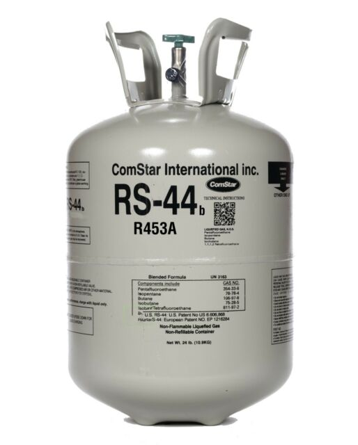 R22 Freon For Sale >> Comstar Rs44b Refrigerant Replacement