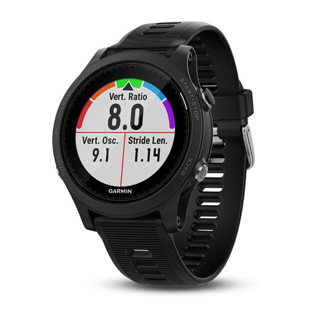 Garmin Forerunner 935 Multi Sport GPS Watch - Black