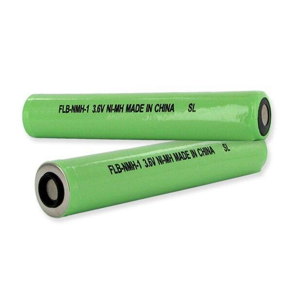 3x 3.6V 1600mAh NiCad Flashlight Battery Replaces Streamlight 75175 USA SHIP