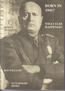 BORN-IN-1941-Birthday-Book-Australian-Social-History-Oz-Year-Book-1941