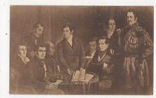 Le Gouvernement Provisoire de 1830 Vintage Belgium Postcard 385a