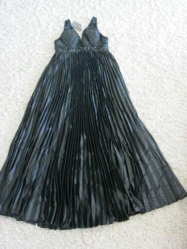 Abendkleid Schwarz 38 Lang Neu Gr Schwangerschaft rOqr5w