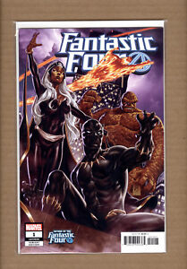 FANTASTIC-FOUR-1-Mark-Brooks-Variant-mMarvel-Comics-2018-NM