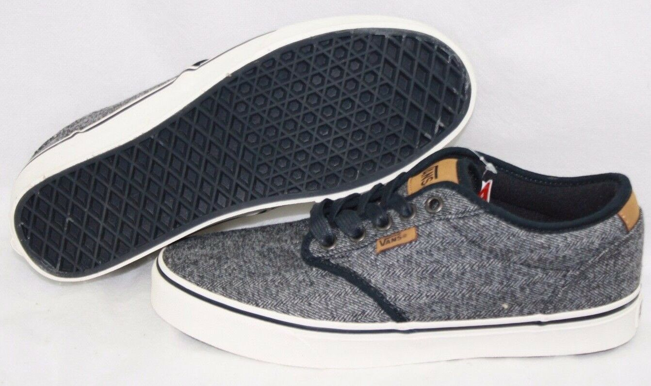 NEW  Uomo VANS Atwood Deluxe MTE Navy Braun Casual Schuhes Off The Wall Sneakers Schuhes Casual 8d4430
