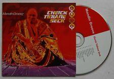 Mandin Groove Cheick Tidiane Seck Rare Adv Cardcover CD 2003