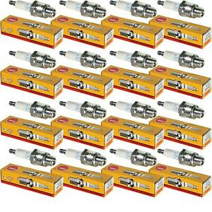 16X-Original-NGK-Plugs-4122-Type-BR7HS-Ignition-Candle
