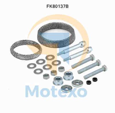 Candido Convertitore Catalitico Fk80137b Kit Di Montaggio Citroen Relay 2.5 2/1994 - 3/2002-