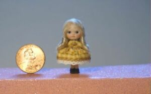 OOAK-miniature-tiny-doll-handmade-LIDDLE-KIDDLE-artist-art-baby-clay-dollhouse