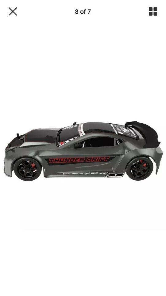 Fjernstyret bil, Thunder Drift, skala 1-10