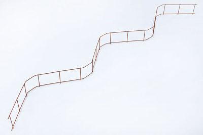 Bodenplatte Bewehrung Schlange Dista DBV Stahl Abstandhalter