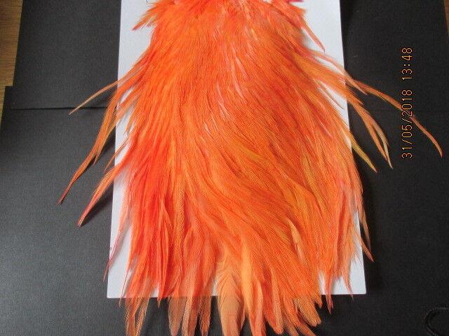Metz Magnum Magnum Metz Grade 2 Arancione SELLA Salmone/Streamer Fly Tying ad3b2f