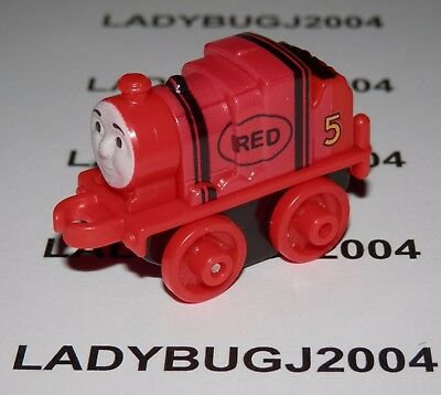 Thomas Minis * Back to School James Red Crayon James Wave 4 #225 ** 2018